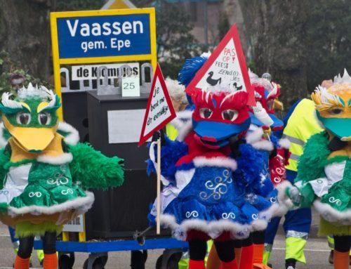 Prins Carnaval Tubbergen is nuchter. Gewoon omdat hij dat wil.